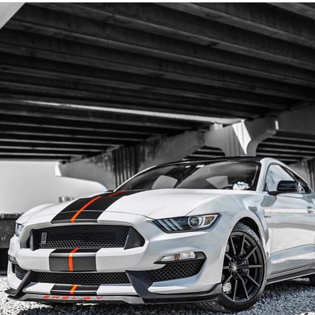 Ford mustang body kits