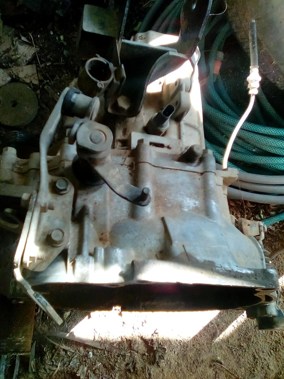 Hyundai gearbox
