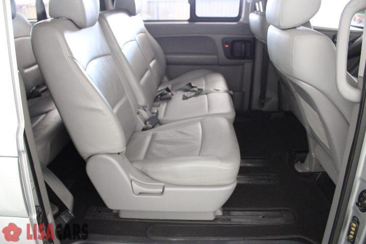 2017 Hyundai H1 H 1 2.4 wagon GLS