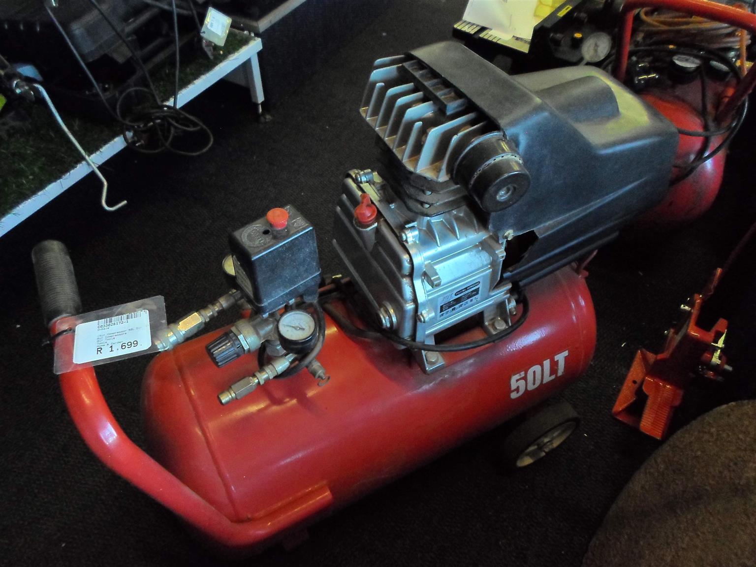 50lt. Joy Direct Drive Compressor