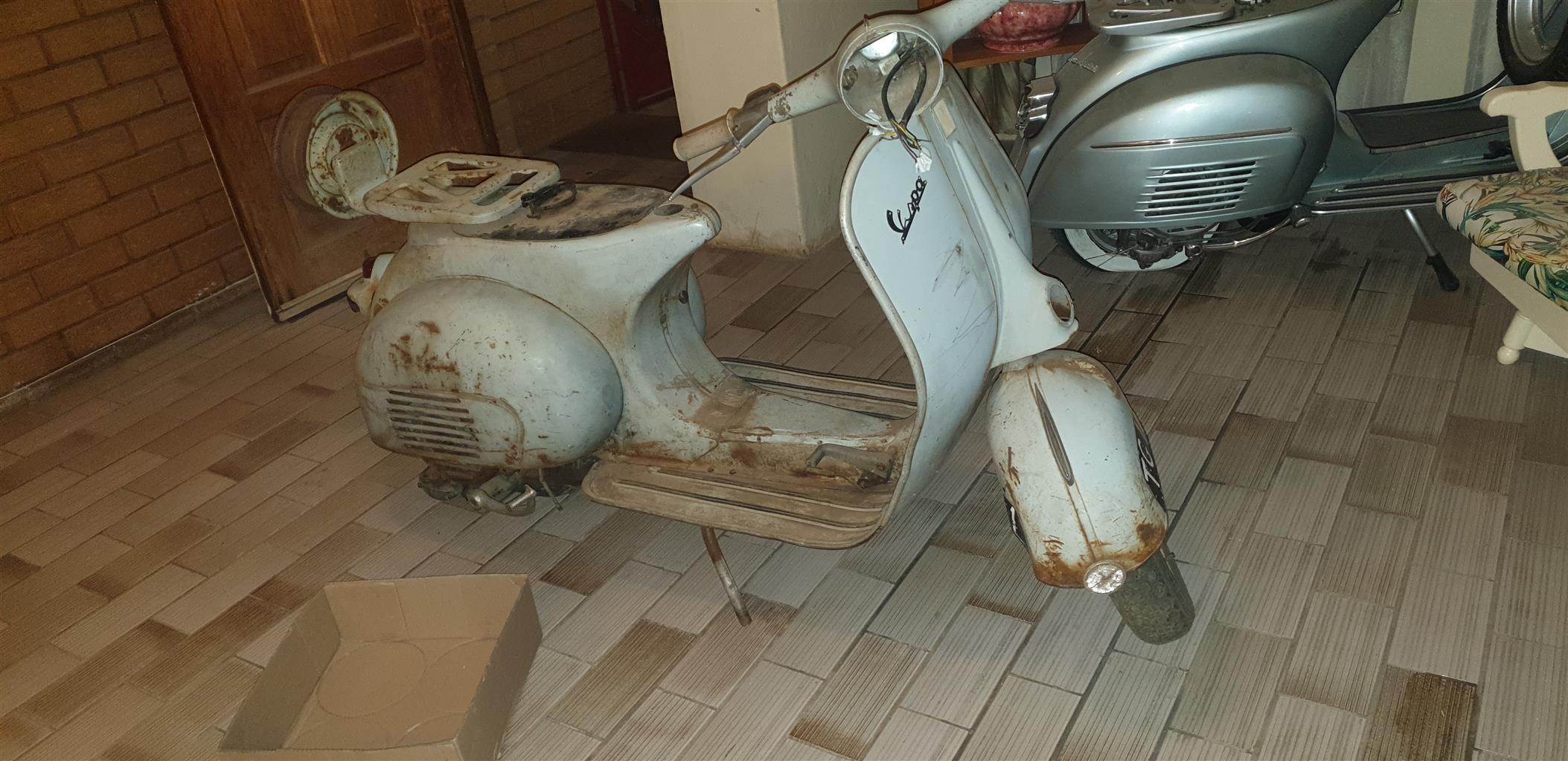 1940 Vespa ET150