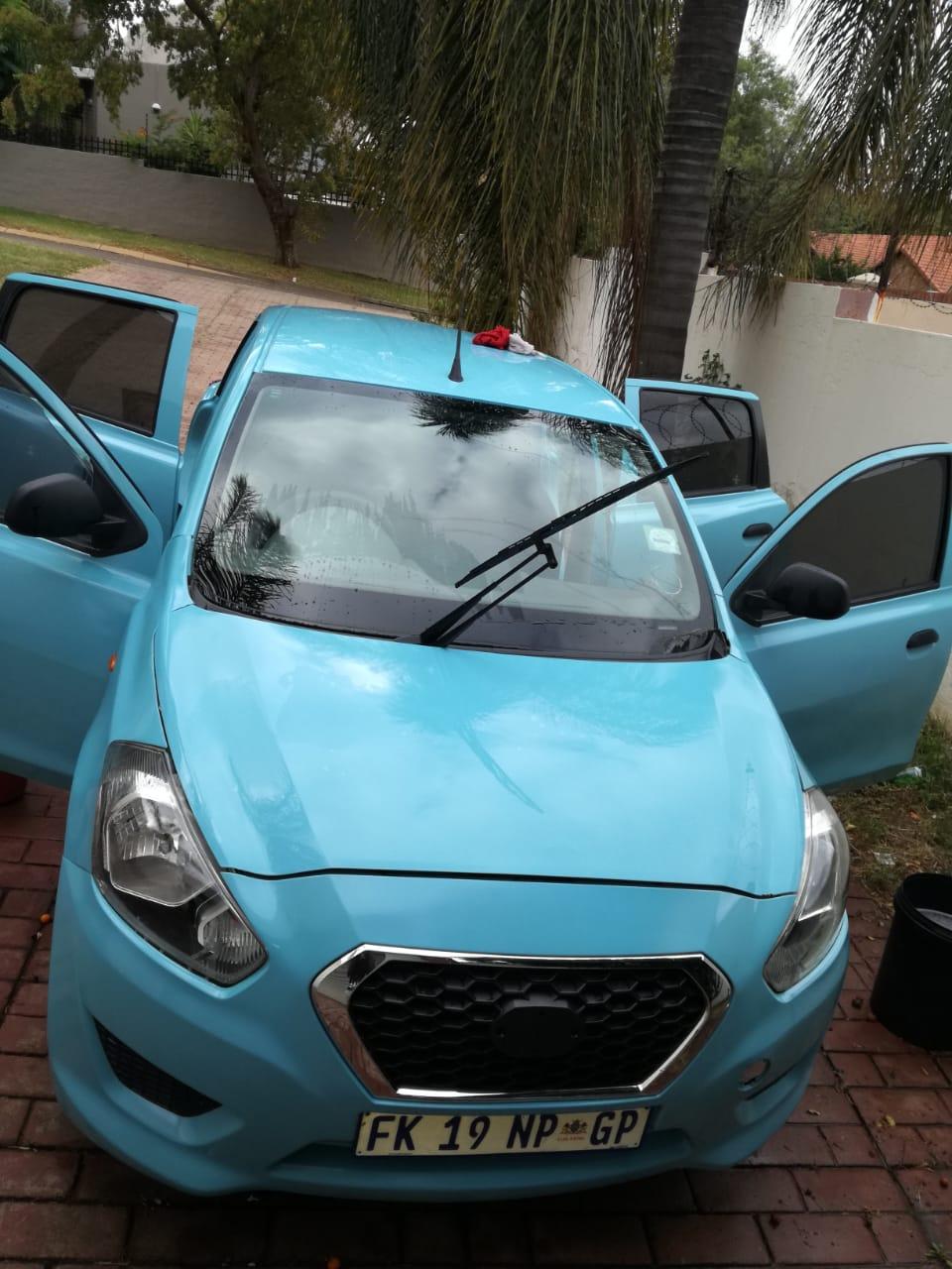 2015 Datsun Go hatch GO 1.2 FLASH