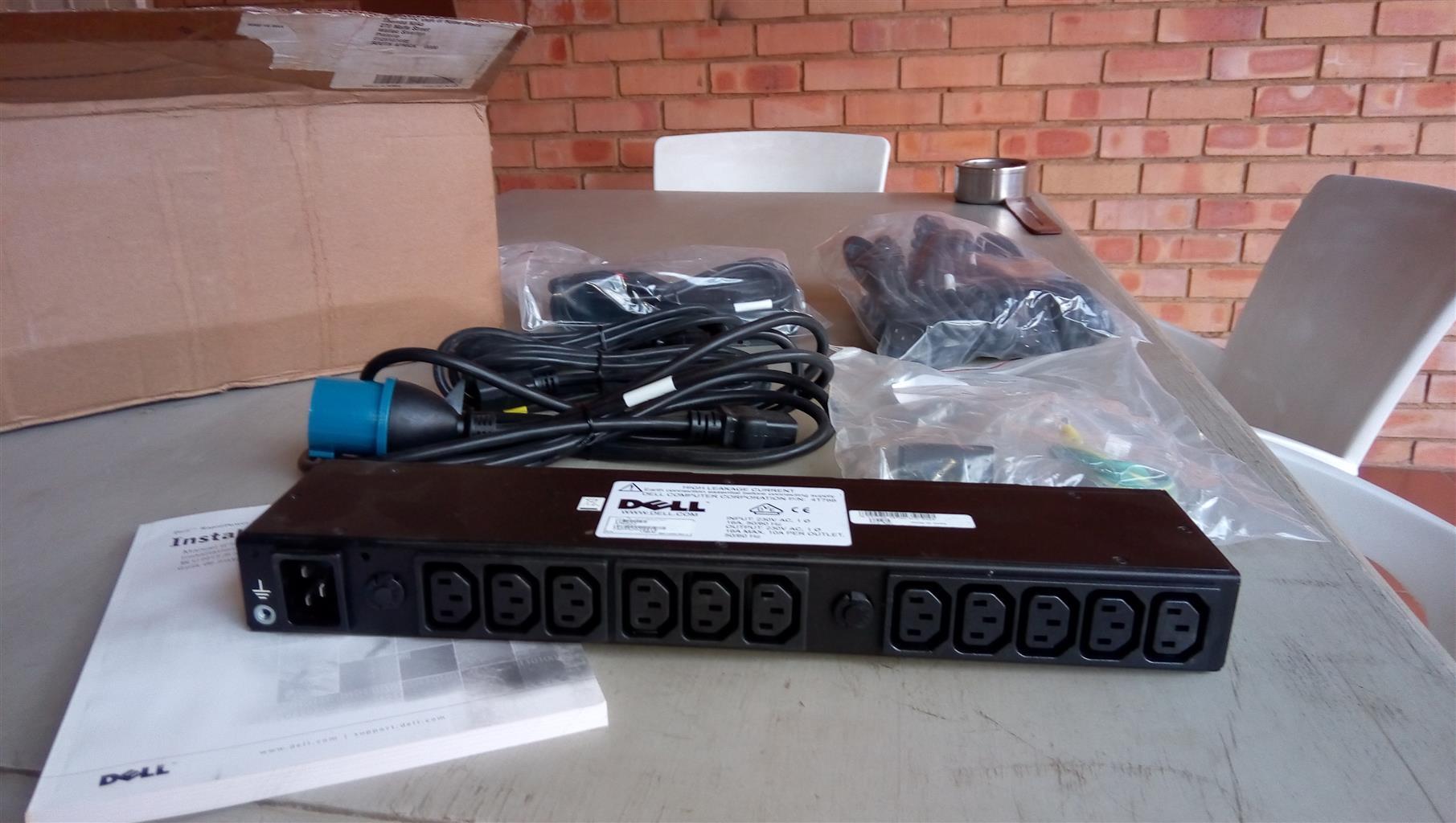 PDU's Power distribution unit