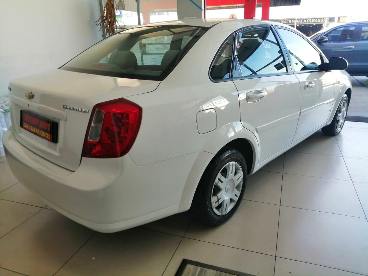 2012 Chevrolet Optra 1.6 L