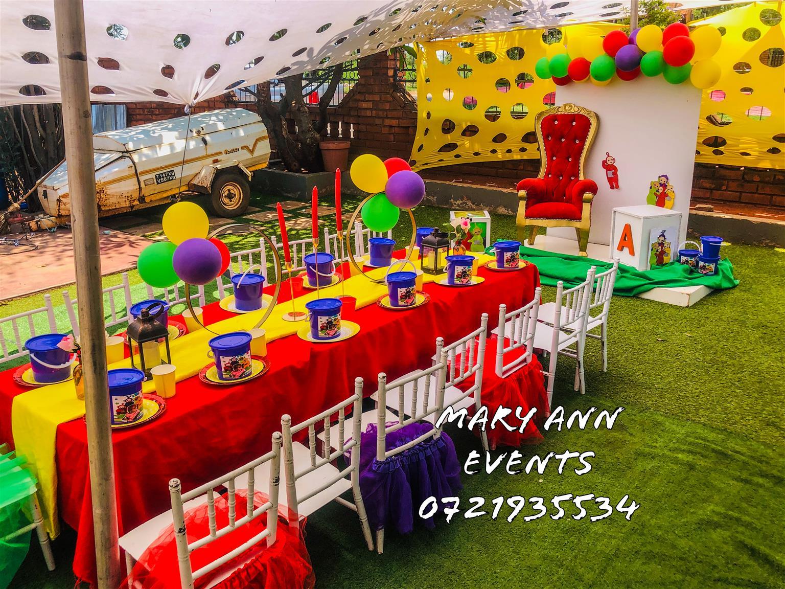 Mary Ann Events