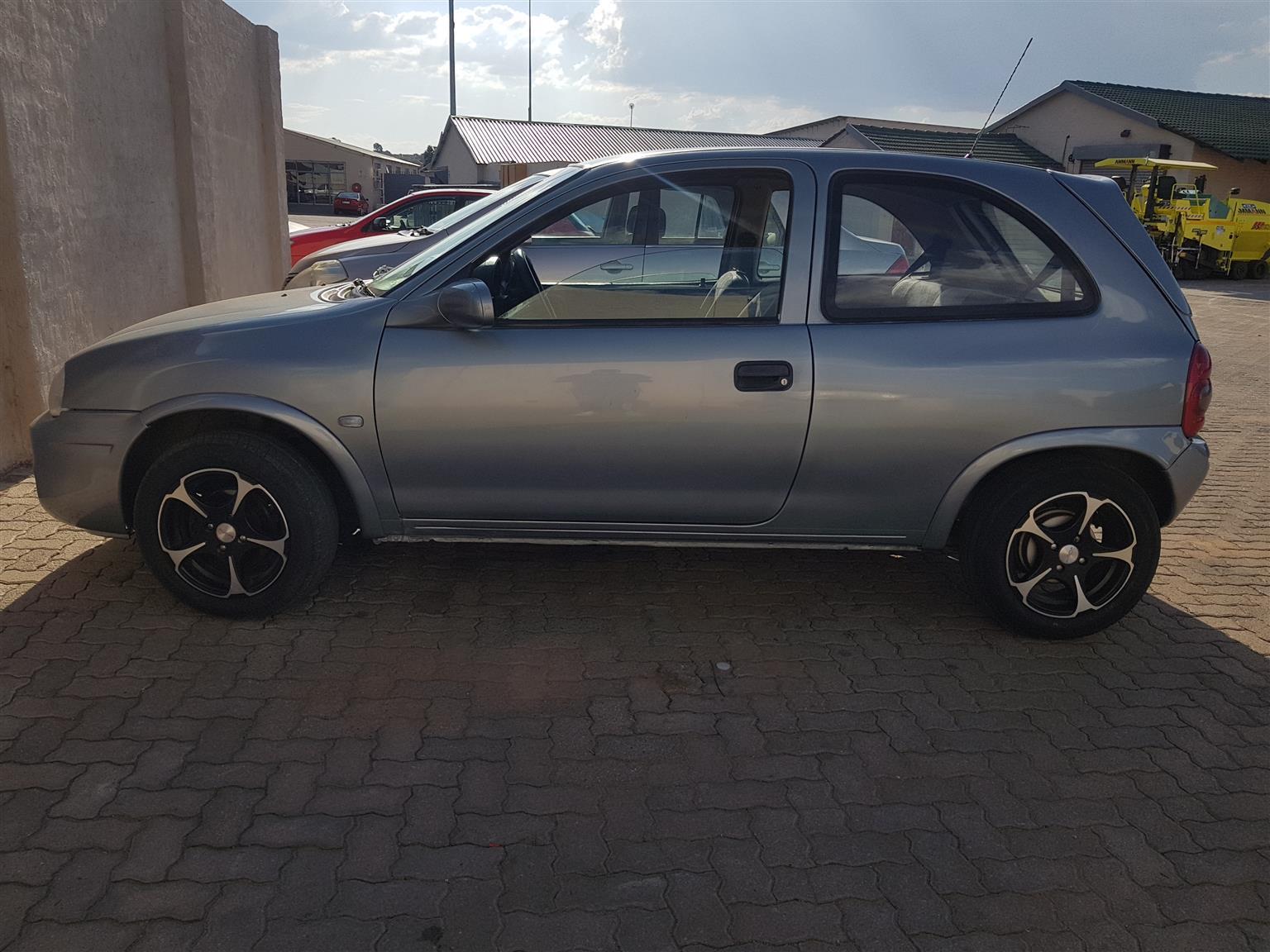 2005 Opel Corsa hatch 3-door CORSA GSI 1.4T (3DR)