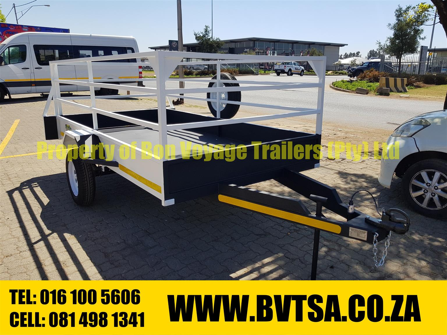 3 Meter Trailer For Sale