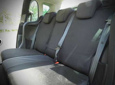 TOYOTA QUANTUM SEAT COVERS - CUSTOM MADE- FREE DELIVERY IN SA