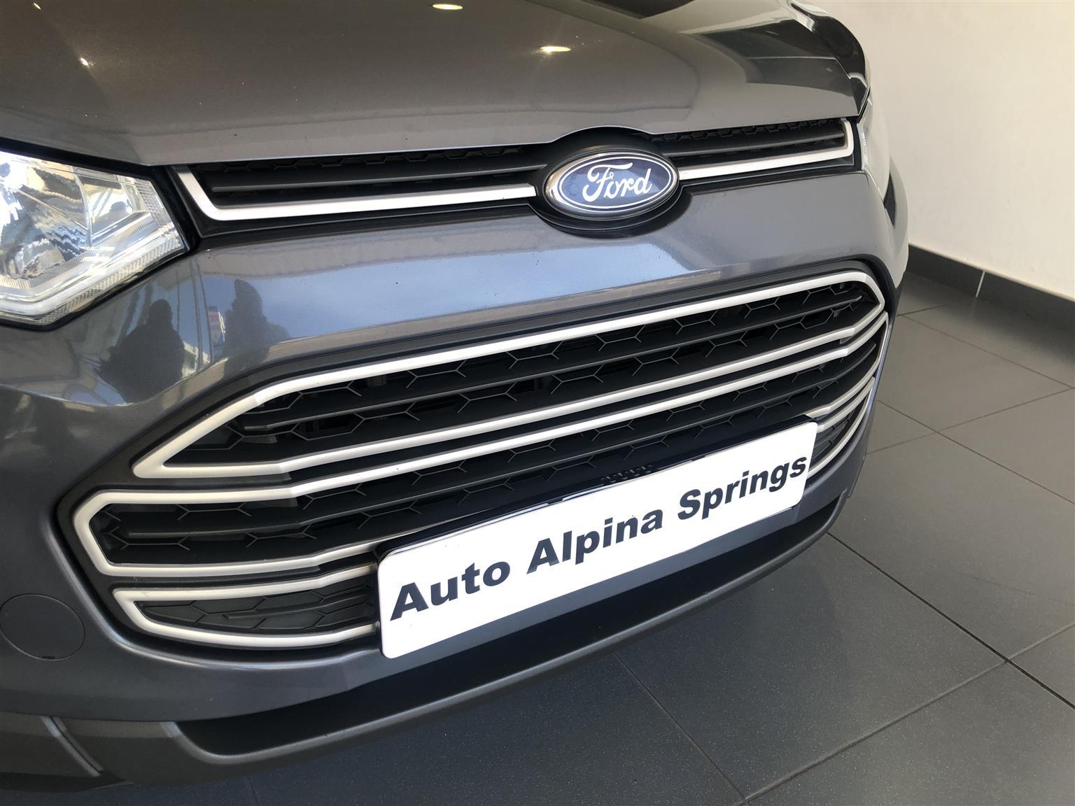 2017 Ford EcoSport 1.5TDCi Trend