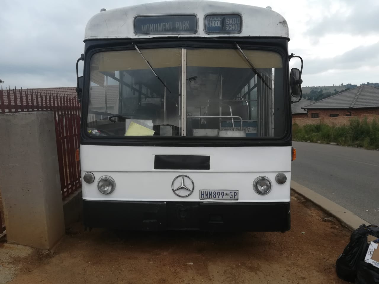 selling my bus