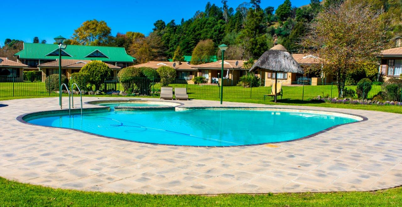 Riverbend Chalets - Winter peak week for sale - R54,000 including transfer fees