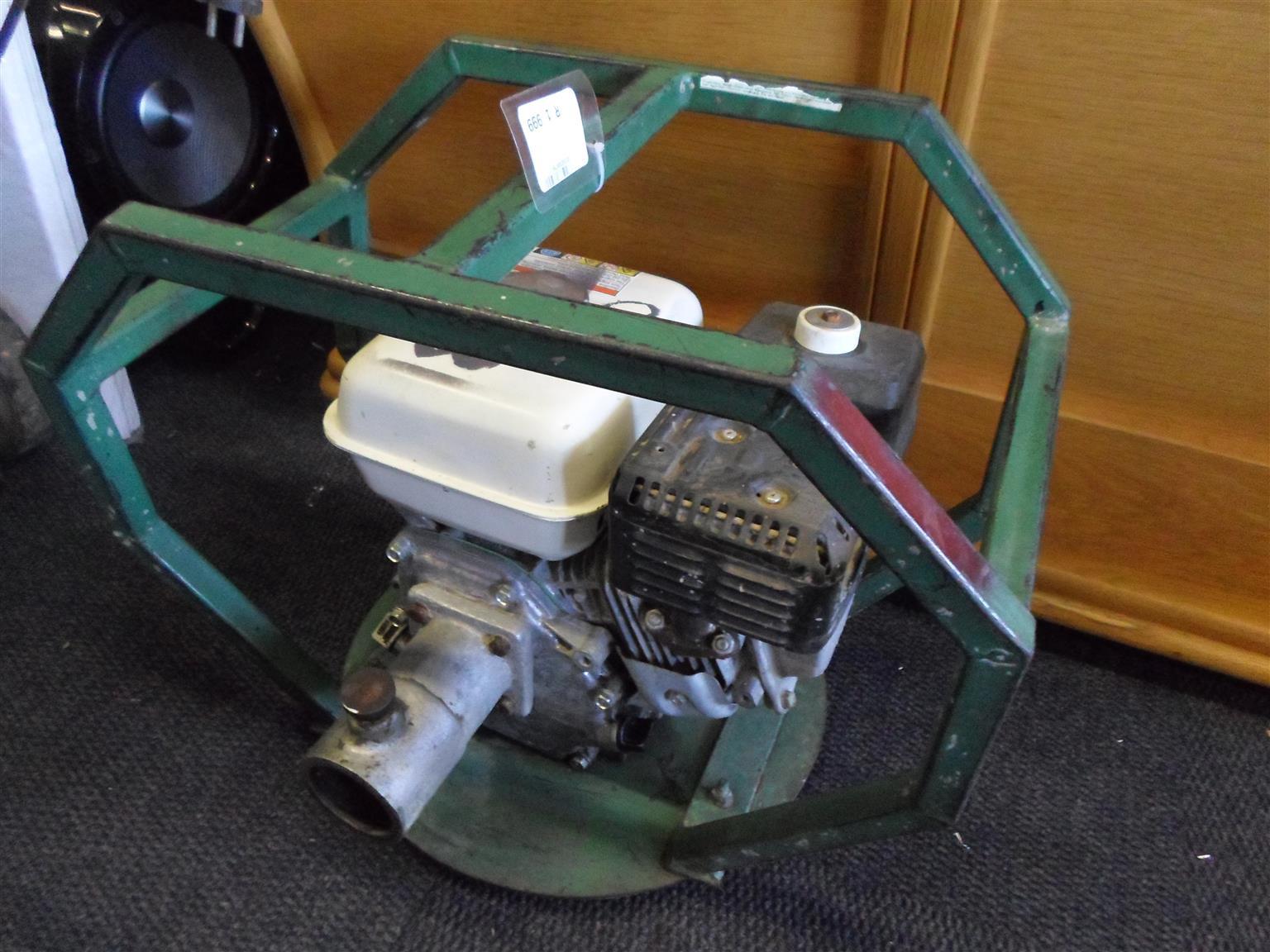 Honda GX Water Pump
