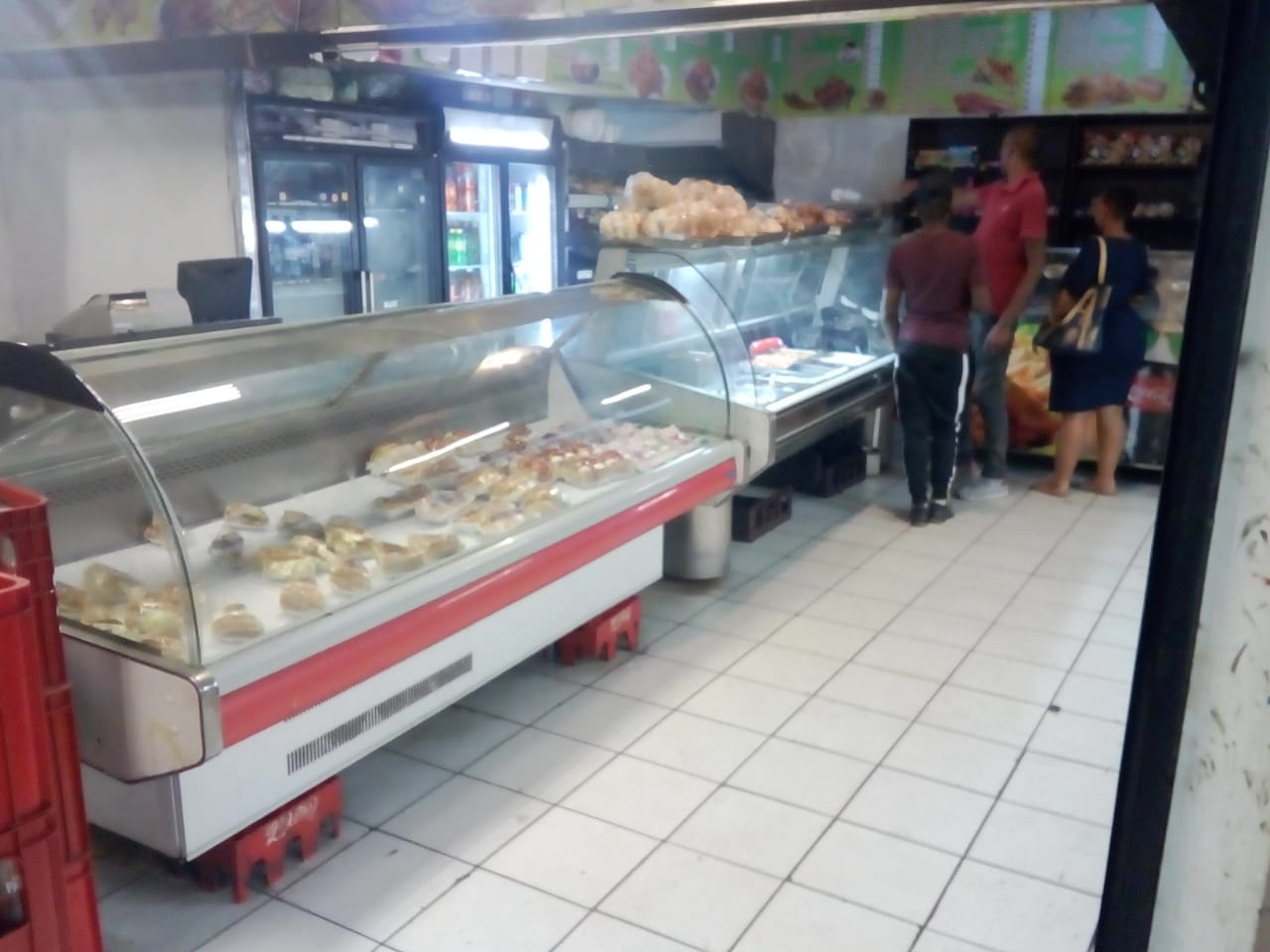 Railway take away business for sale in prime location