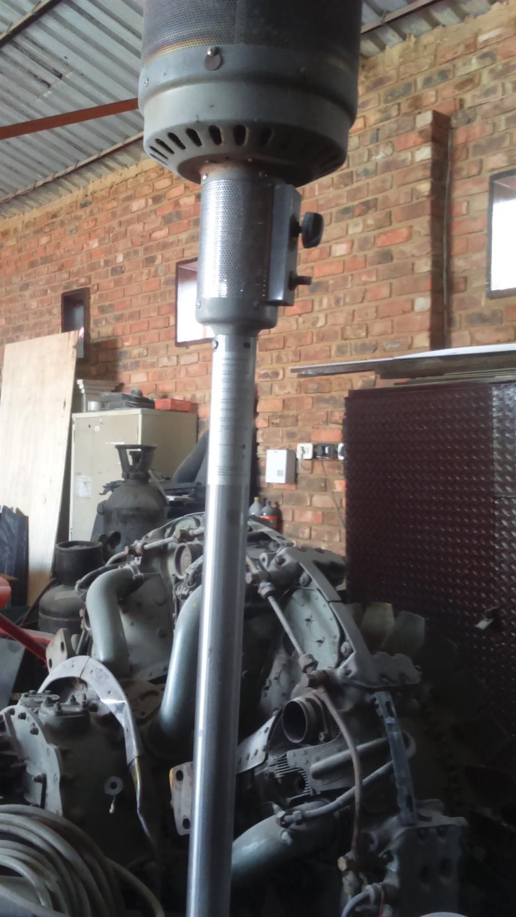 Horizontal Gas Heaters for sale