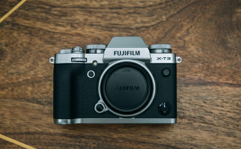 fujifilm xt3 preowned camera