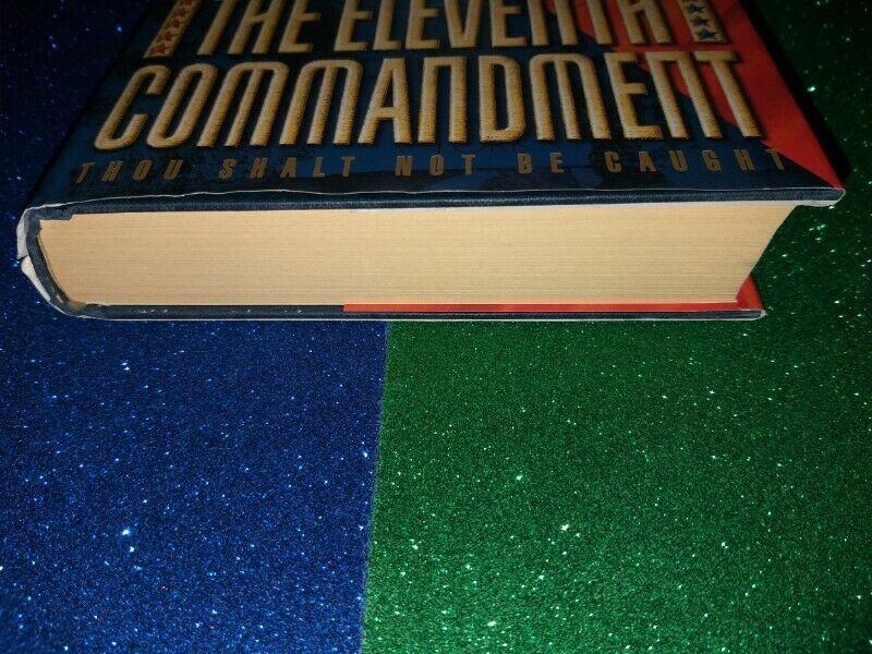 The Eleventh Commandment - Jeffrey Archer.