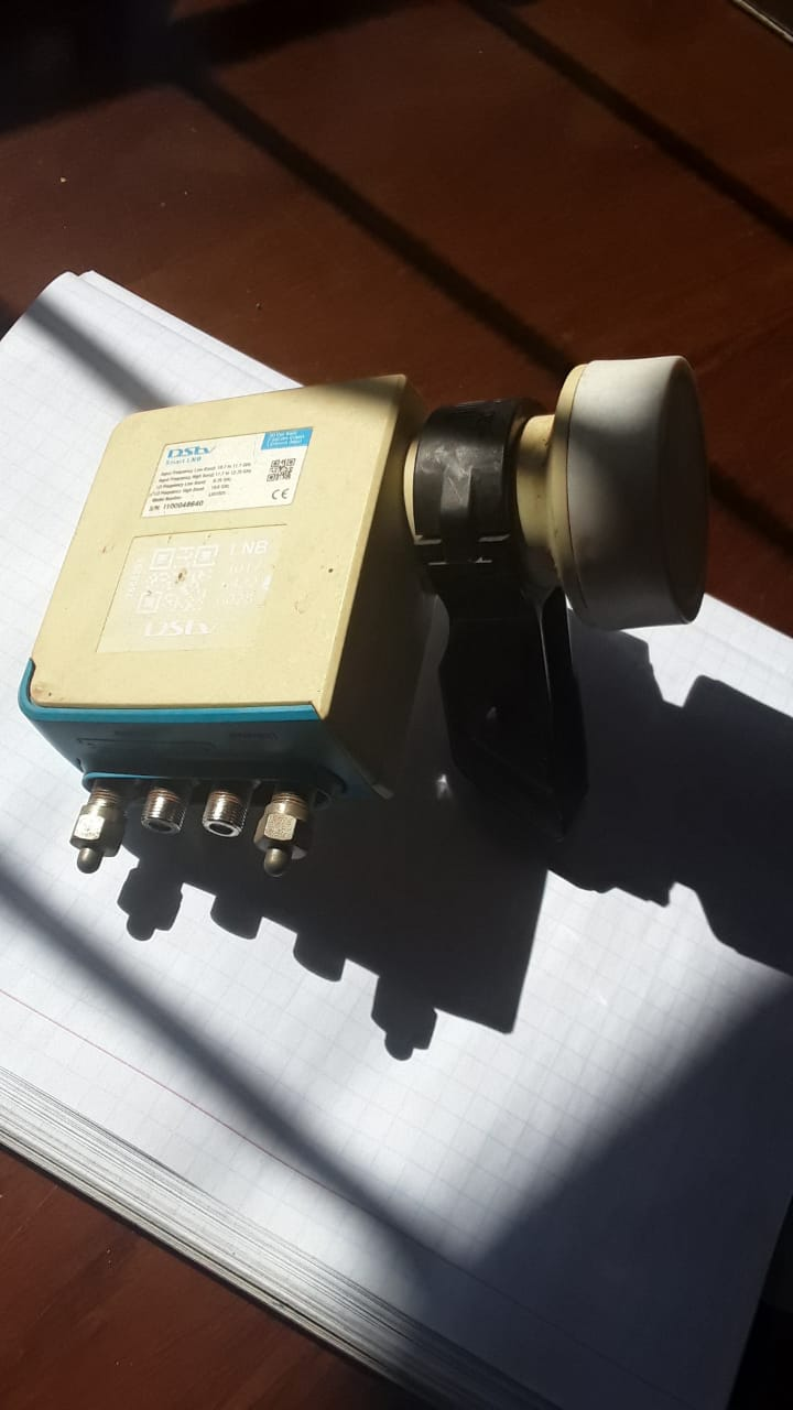 DSTV Explora 2 with Dish, smart card, wifi connector & LNB