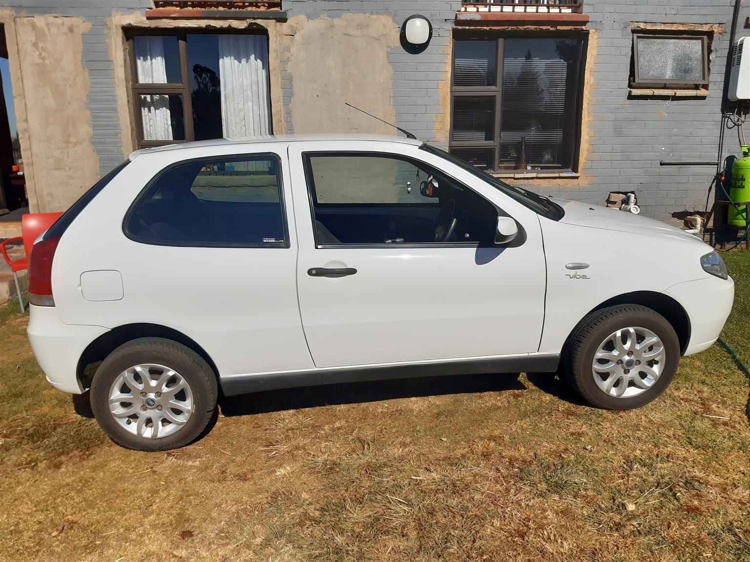 2008 Fiat Palio 1.2 Vibe 3 Door A/c