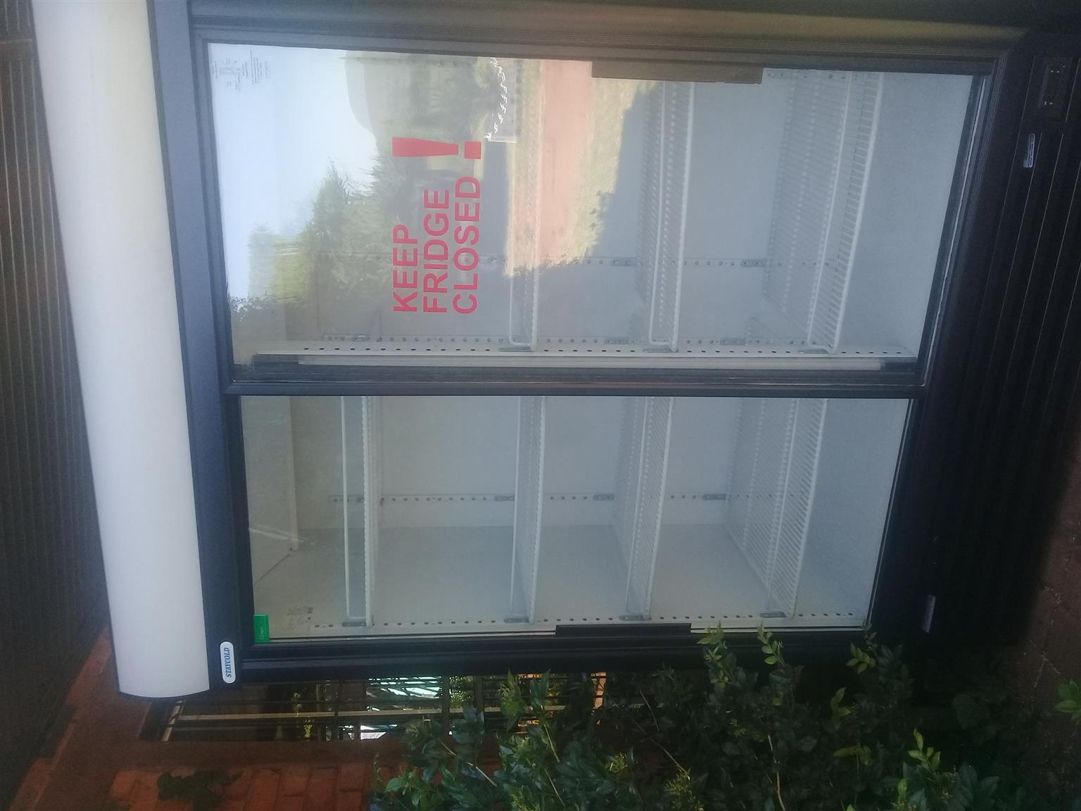 Double door Bevrage coolers