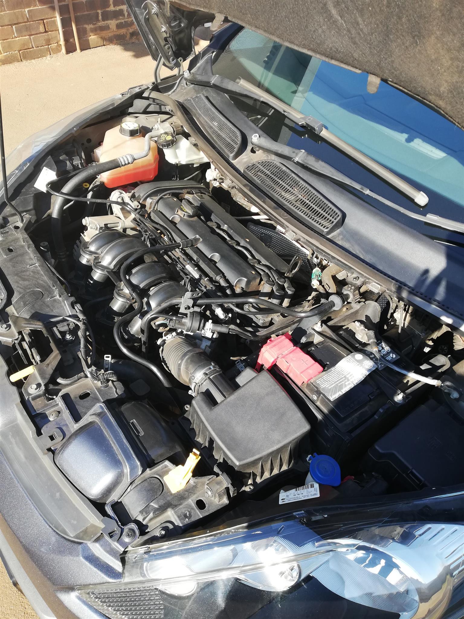 2009 Ford Fiesta 1.4 5 door Ambiente