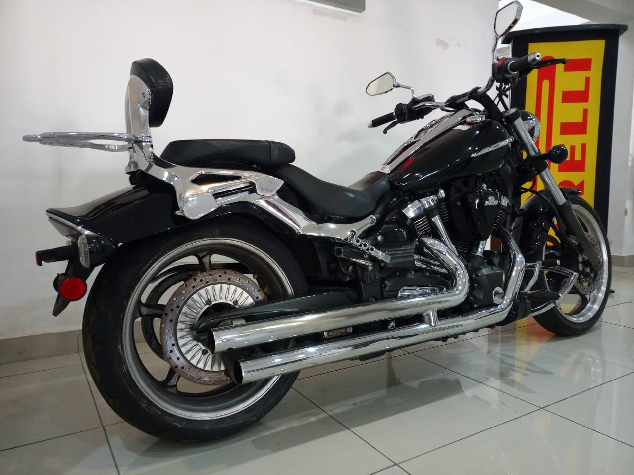 2008 Yamaha Chappy