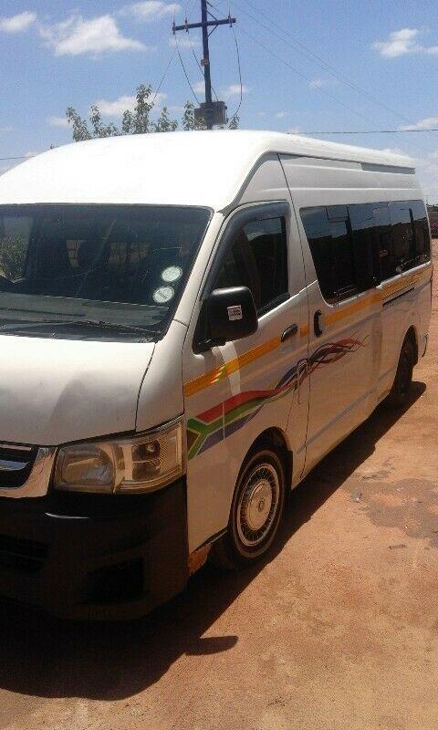 2012 Golden Dragon Ikhumbi 2.5D 4D Sesfikile