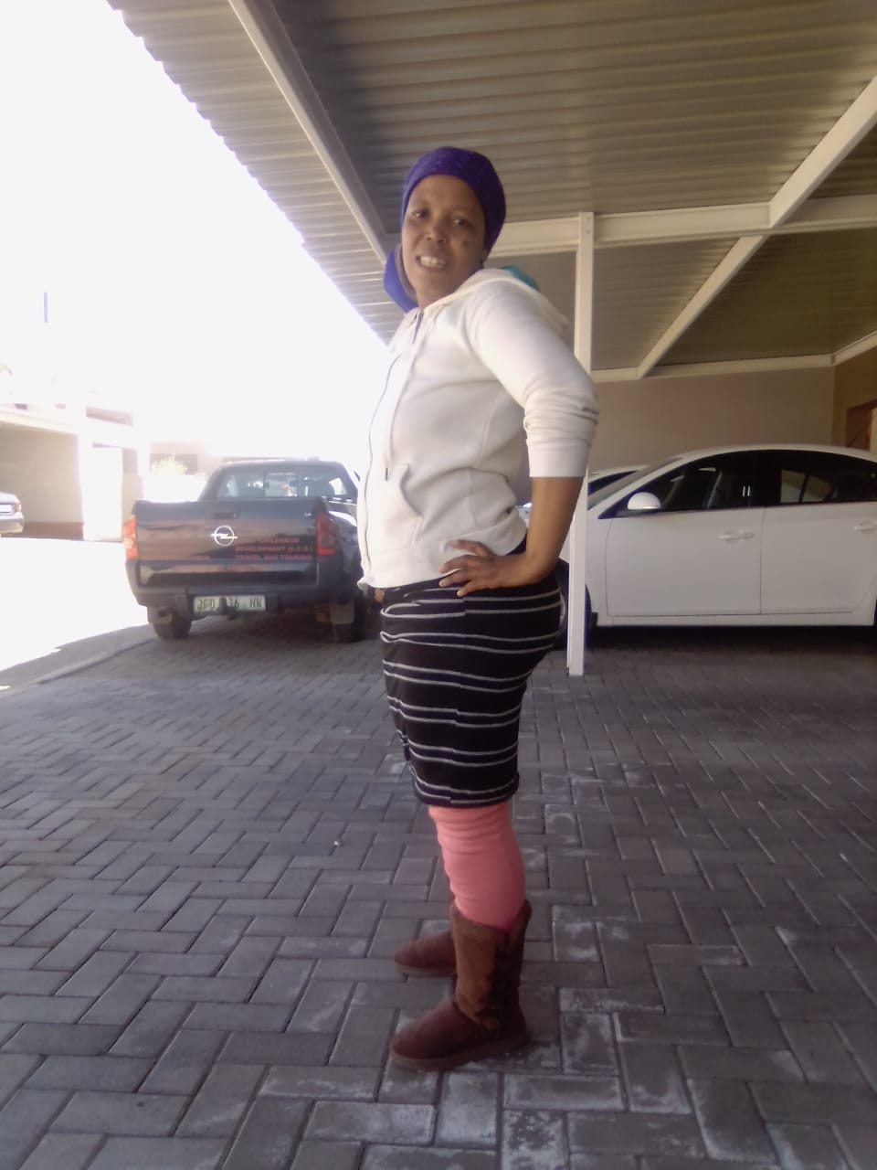 Lesotho maid/nanny with refs needs live in work.