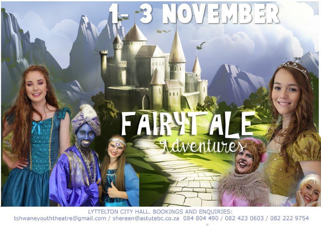 Fairy Tale Adventures 1-3 Nov 2018