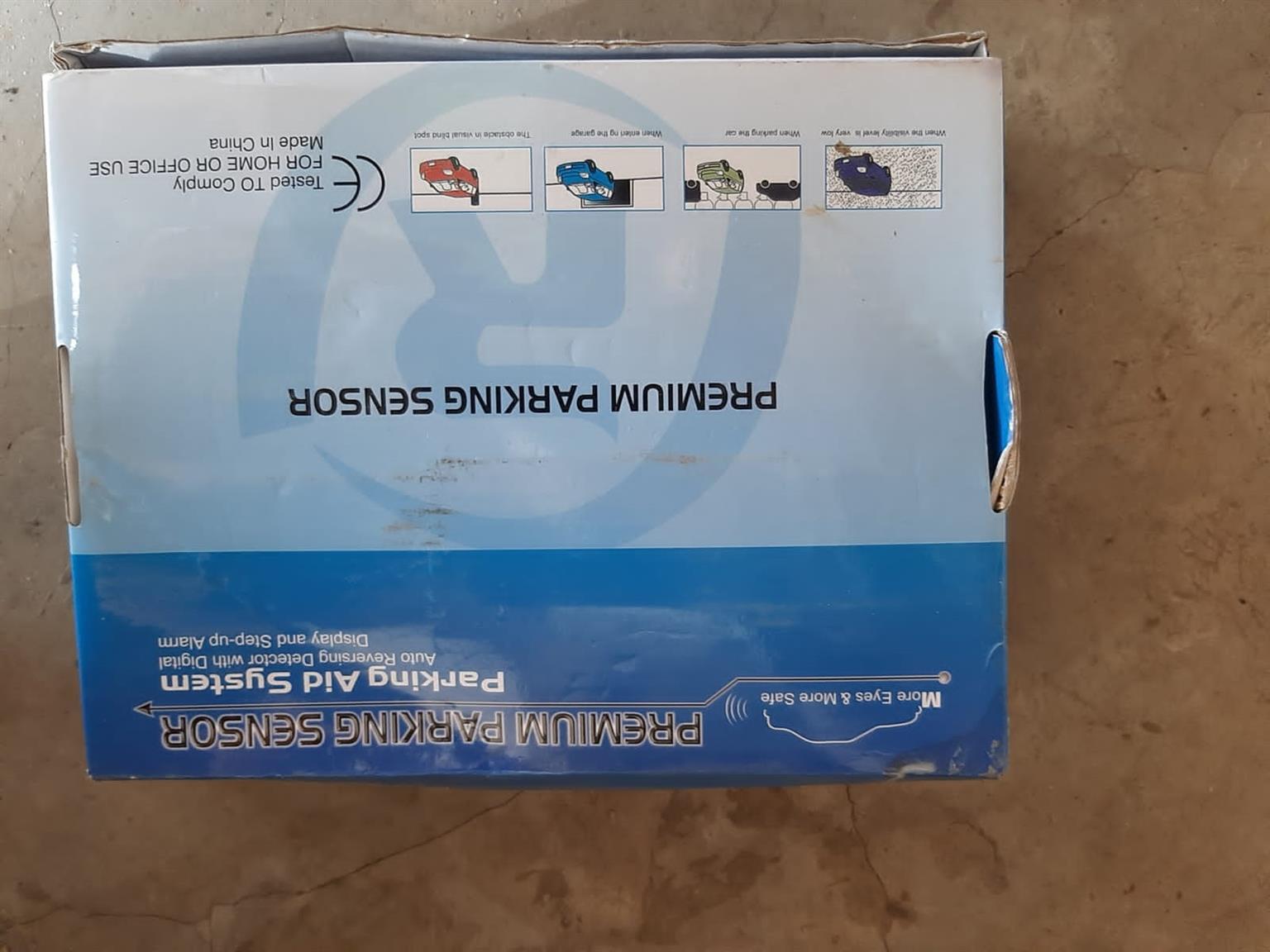 Park Distance control kit