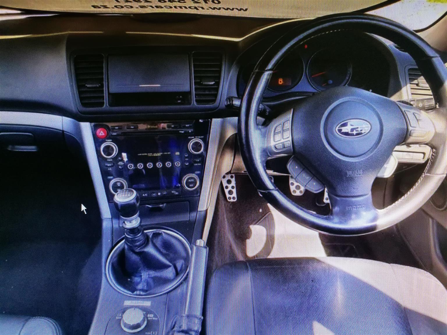 2009 Subaru Legacy 2.5 GT B Premium Sportshift