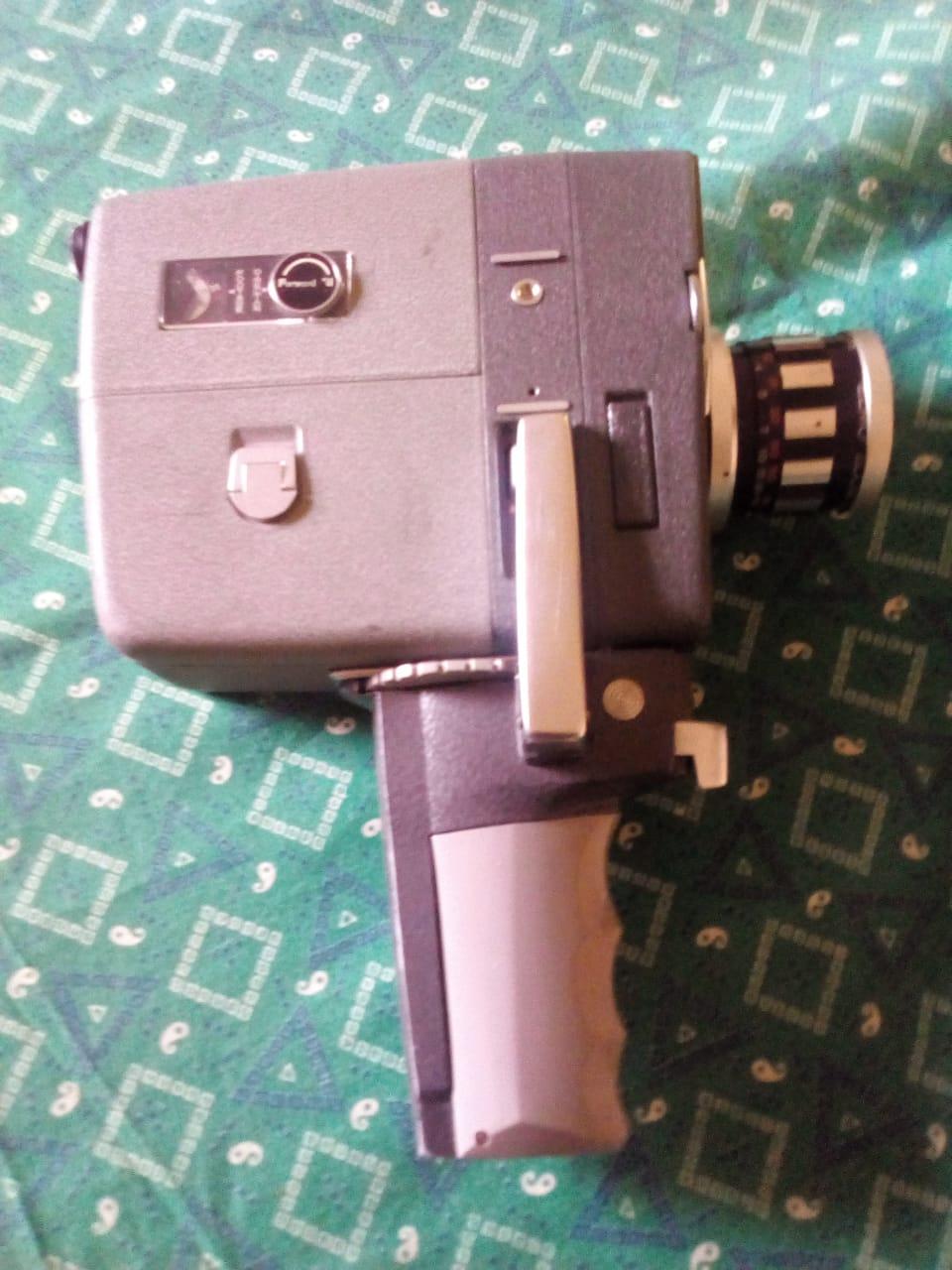 mm Elmo Video camera c/s projector