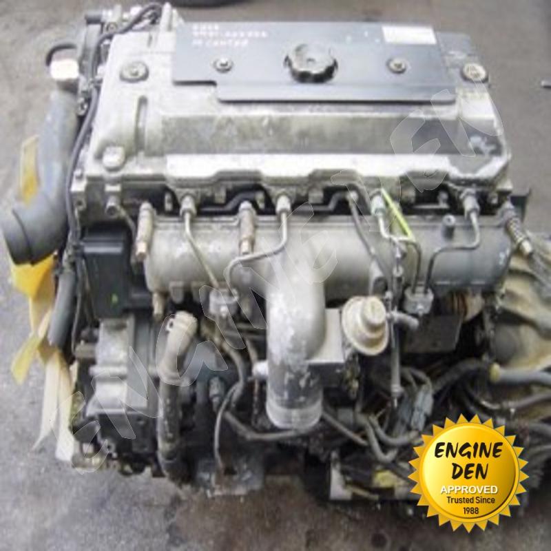MITSUBISHI FUSO 5.2L 4M51 USED ENGINE