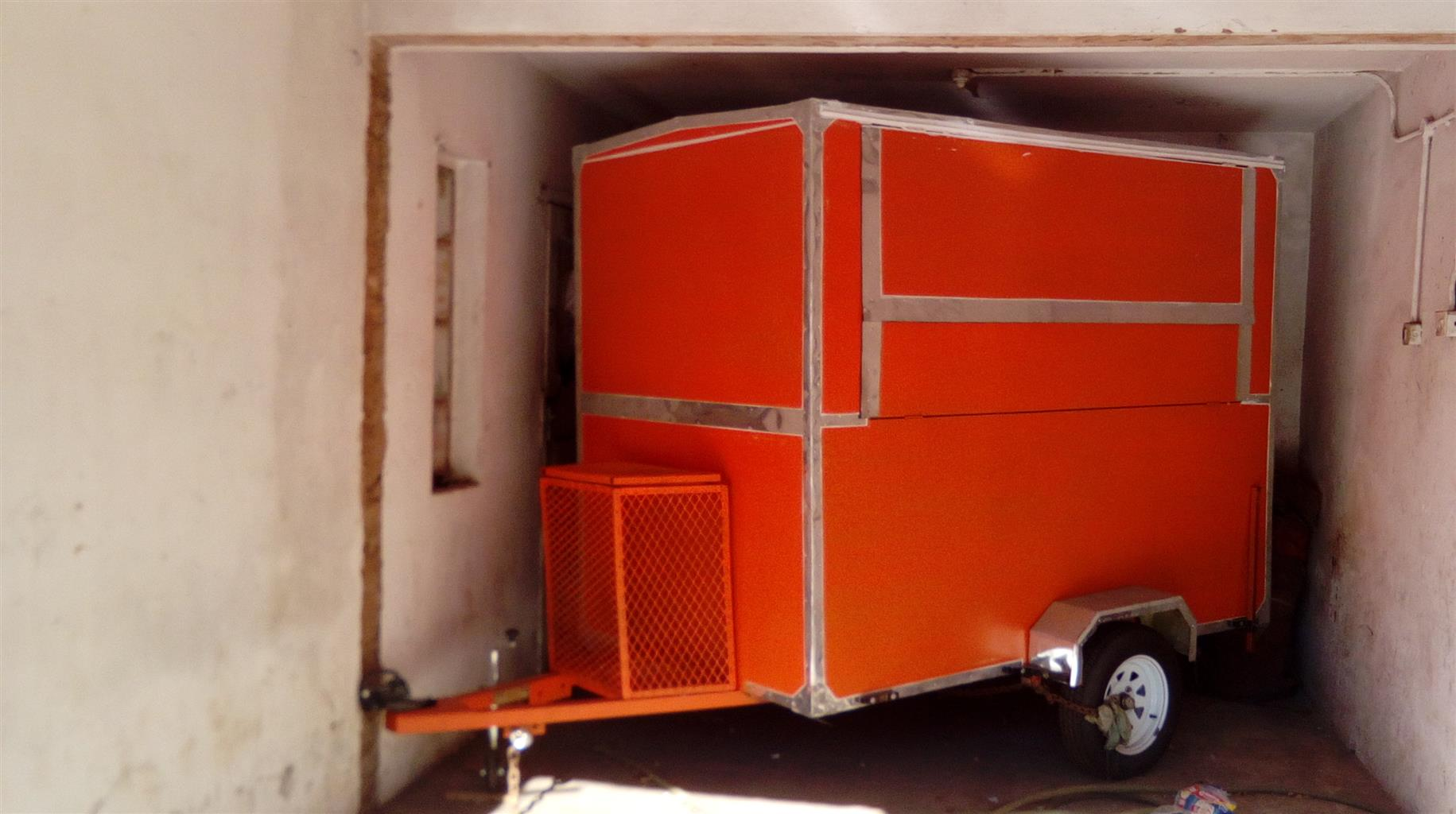 Food Trailer -  New, never been used