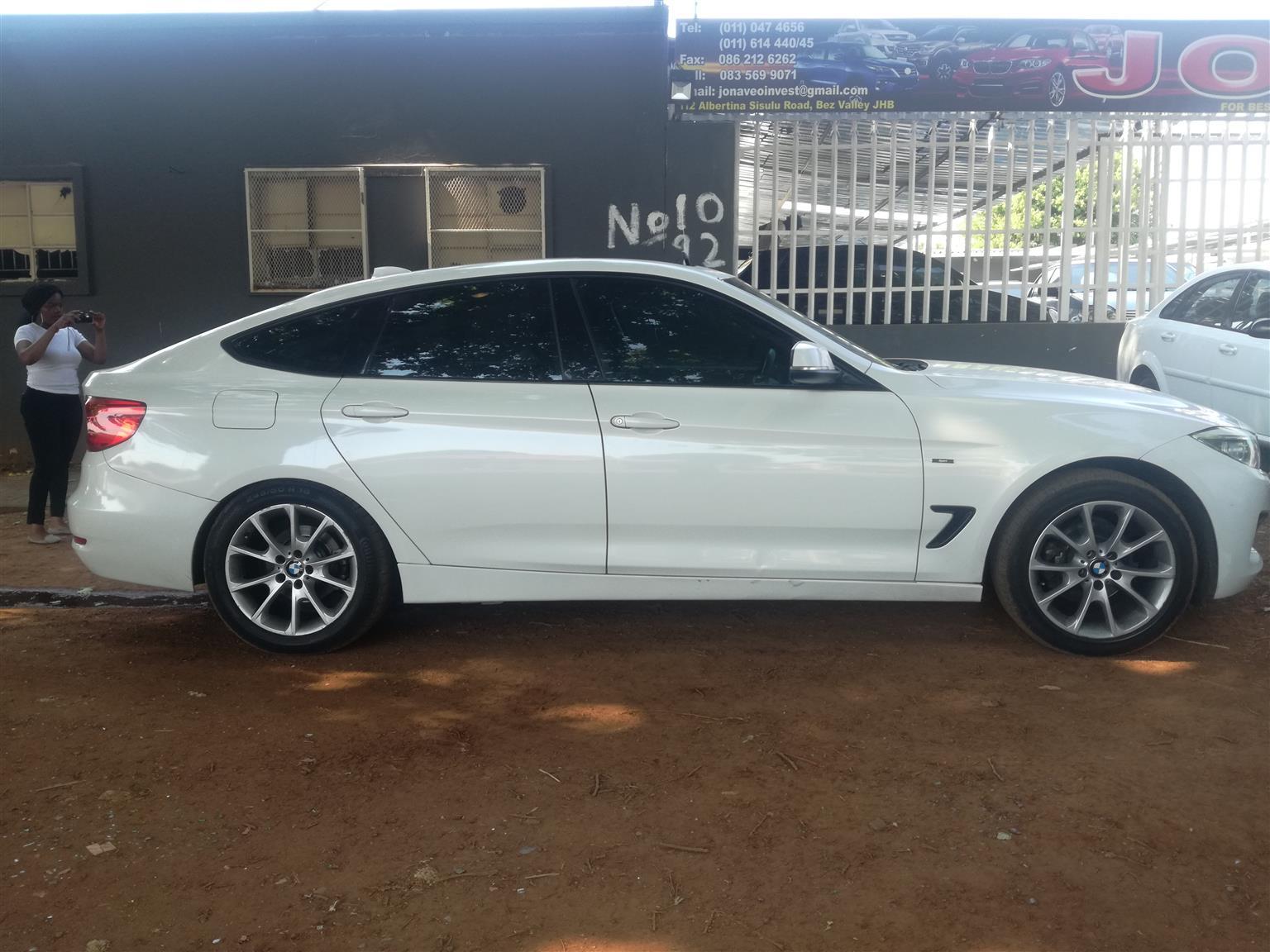 2014 BMW 3 Series 320i GT M Sport