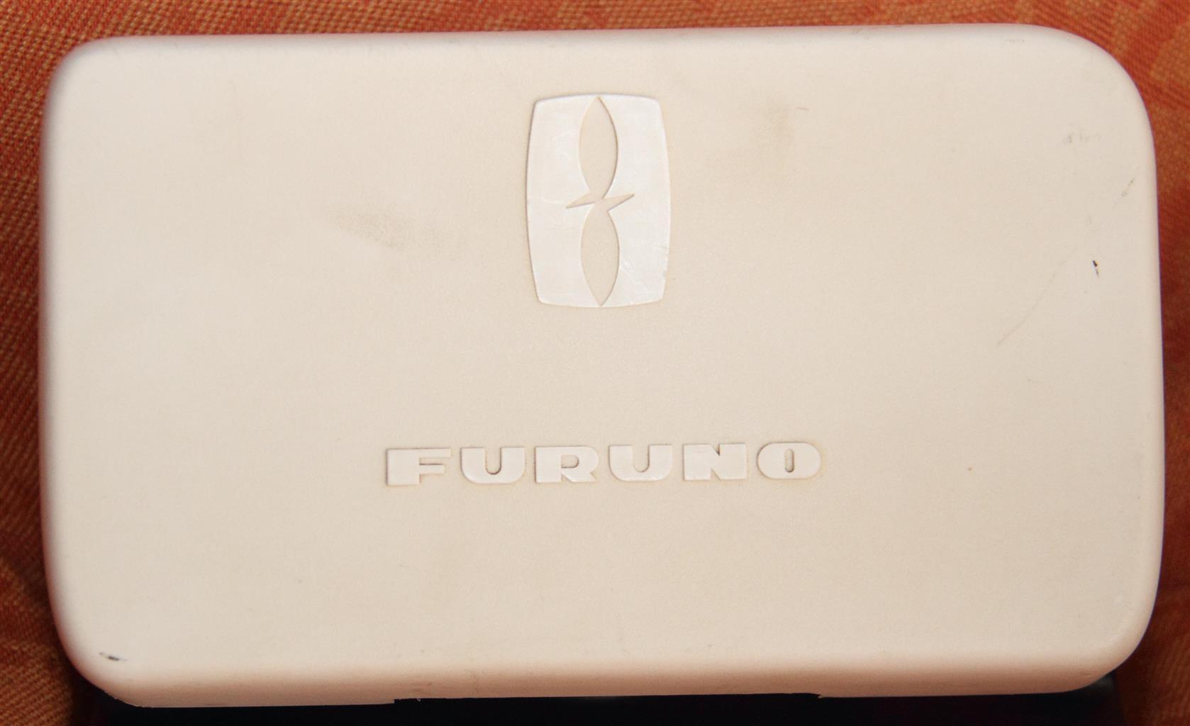 Used Furuno Gps Plotter Sounder Gp1870f With Transducer Tm268 1kw Half Inch Rachet Security Electric Fencing Nemtek South Africa 50 200kh