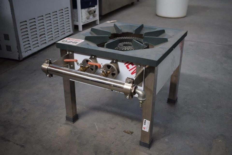 Mini 1 plate gas stove