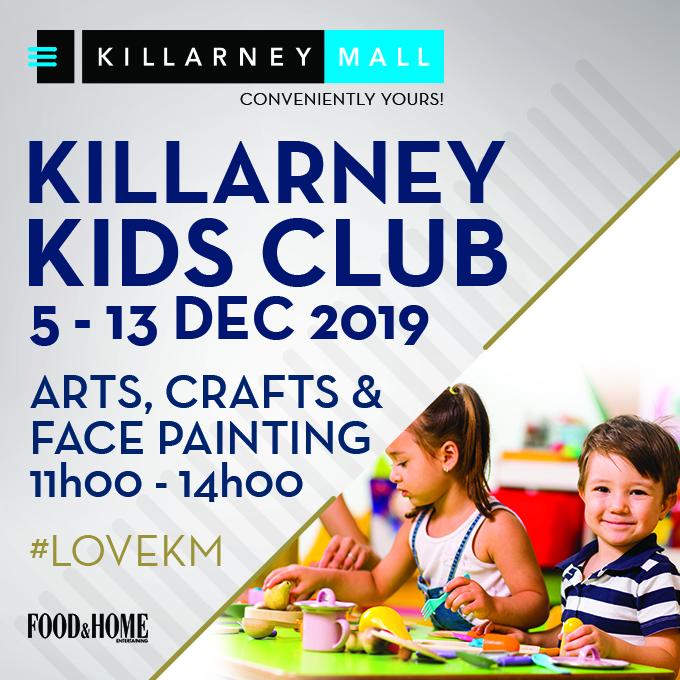 Killarney Mall Festive Season Sale