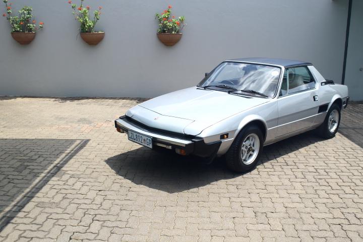 1985 Fiat X1/9