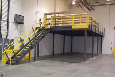 Racking, Shelving, Mezzanine Floors