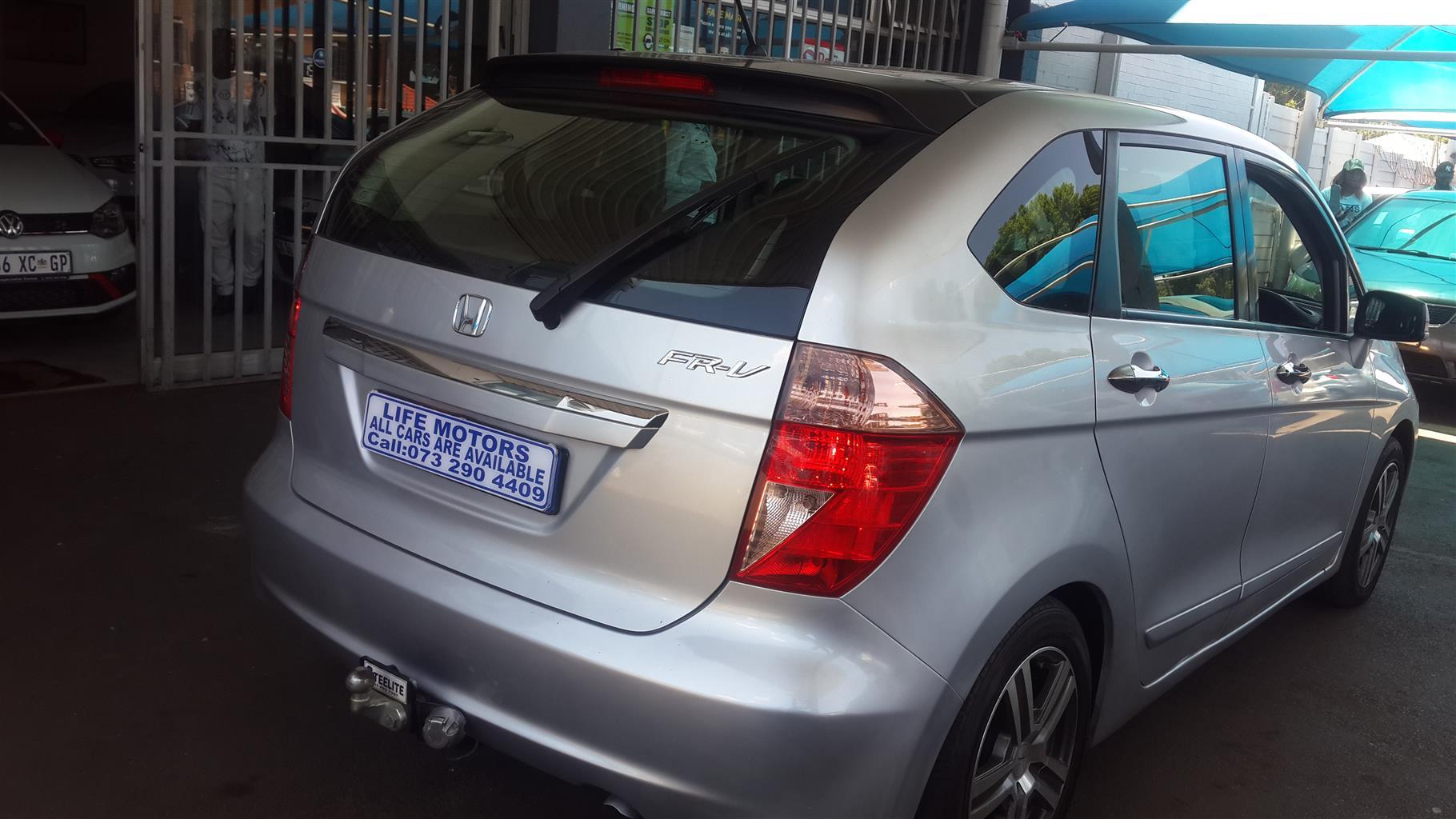 2009 Honda FR-V 1.8 automatic