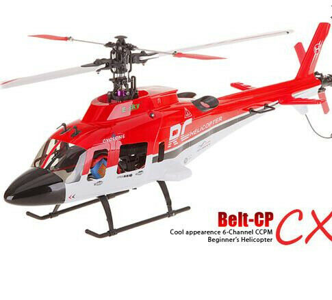 Esky Belt CP CX RC Helicopter