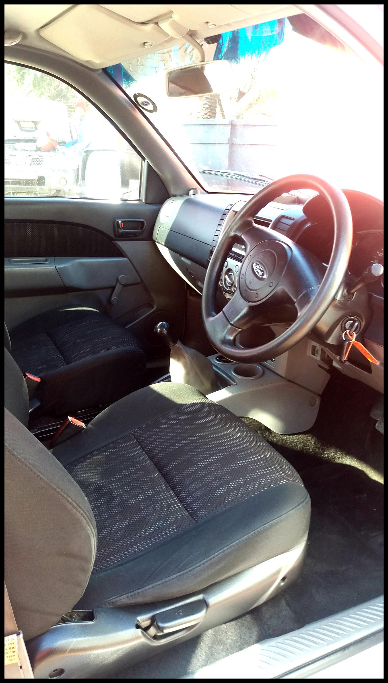 2011 Ford Ranger 2.5 Hi Rider XL