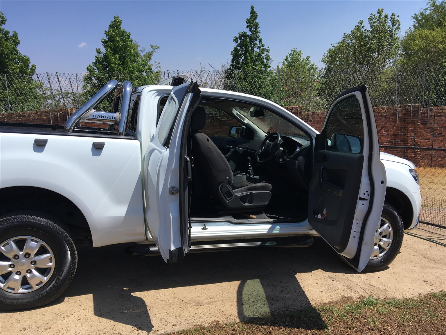 2013 Ford Ranger 3.2 SuperCab 4x4 XLS