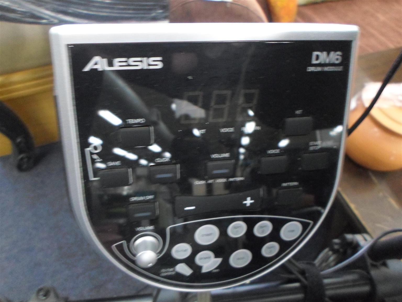 Alesis D6 Electrical Drums