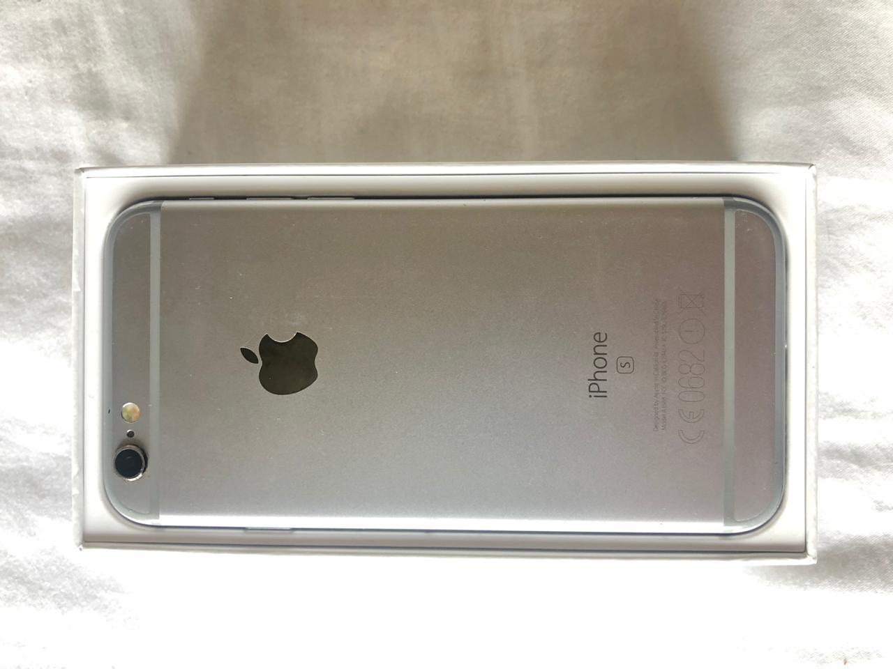 Apple I Phone 6S Space Grey 64GB