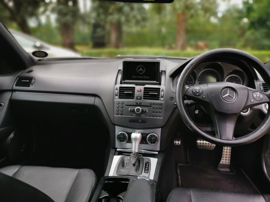 2009 Mercedes Benz C Class C350 Avantgarde Amg Sports Junk Mail