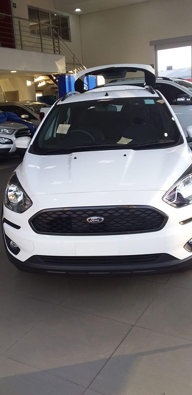 2020 Ford Figo hatch FIGO 1.5Ti VCT TREND (5DR)
