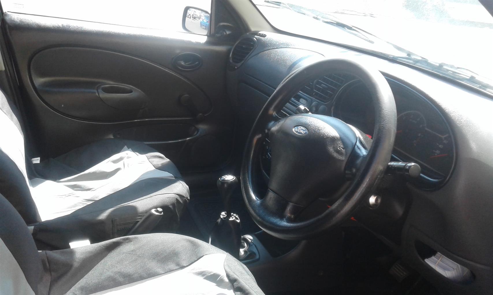 2010 Ford Bantam 1.6i (aircon)