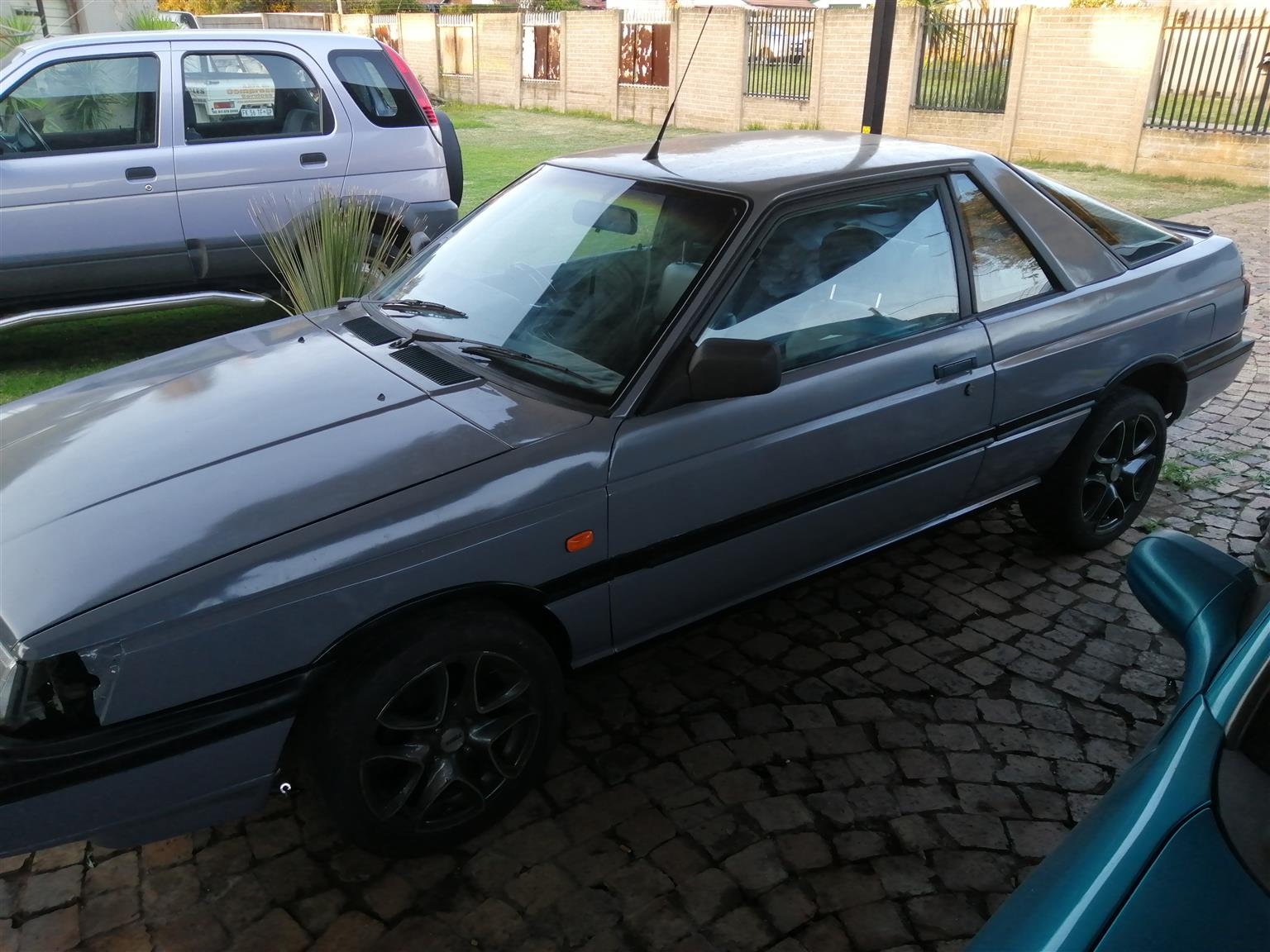1987 Nissan Sentra 1.6 Acenta
