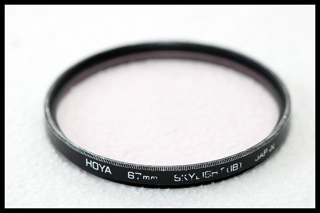 67mm - HOYA Skylight (1B) Filter